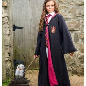 😍Nwot! Harry Potter Gryffindor robe